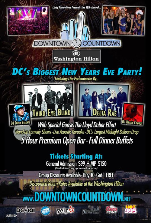 all the details for the Downtown Countdown