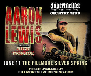 Aaron Lewis at the Fillmore Silver Spring