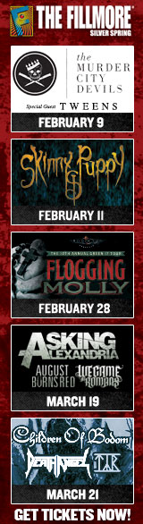 Upcoming shows at the Fillmore Silver Spring