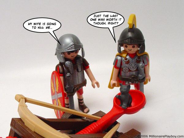 Playmobil Romans