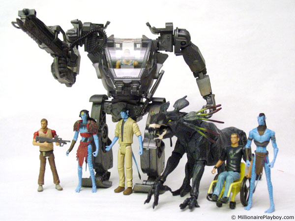 james cameron avatar toys gallery