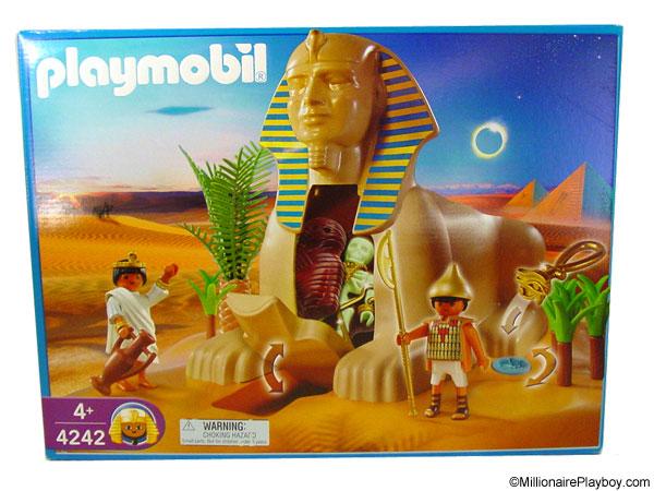 Playmobil egyptians part 1 4242 4244 4243 4241 - Playmobil egyptien ...