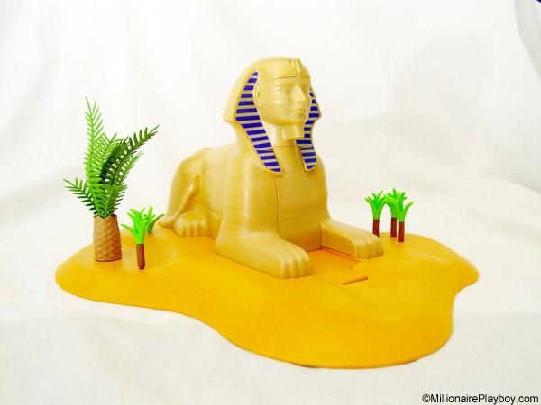 Playmobil millionaireplayboy part 4 - Playmobil egyptien ...