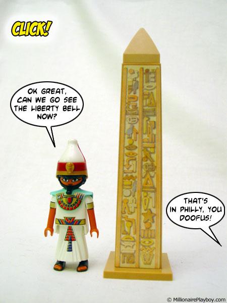 Playmobil Egyptians Part 1 4242 4244 4243 4241