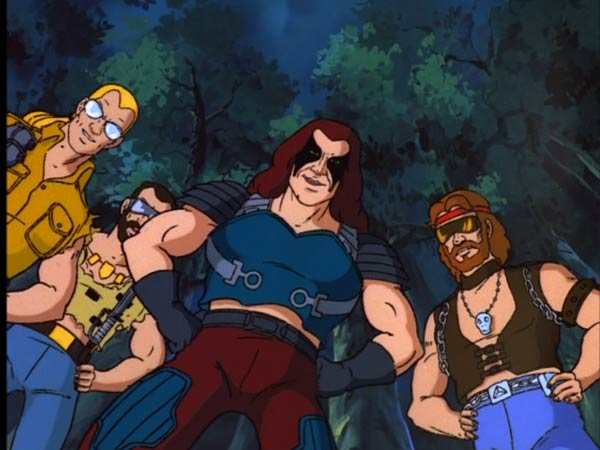G I Joe Cartoon Characters : Gi joe season dvd