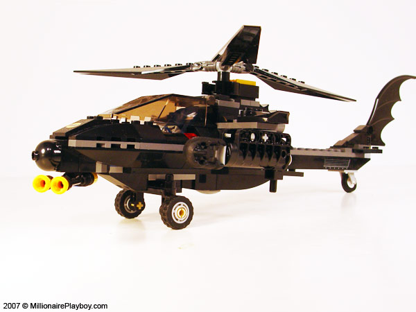 LEGO The Batcopter: The Chase for Scarecrow, (7786)