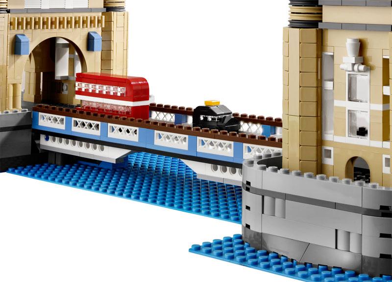 lego tower bridge. Black Bedroom Furniture Sets. Home Design Ideas