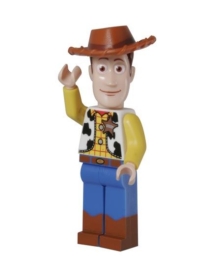 Lego Toy 3 : Lego toy story