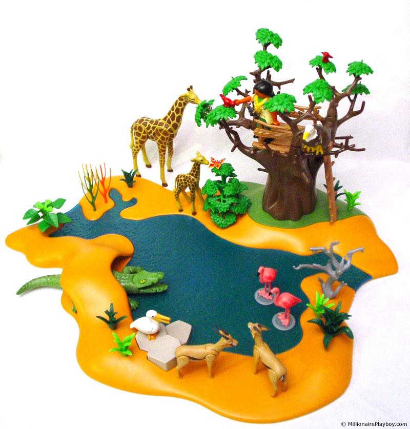 playmobil africa playsets