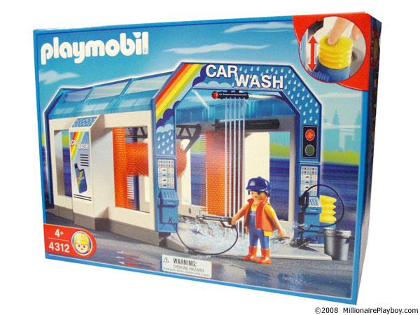 Playmobil Carwash, (4320)