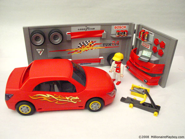 Playmobil Custom Body Shop 4321