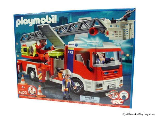 Podcast Playmobil Ladder Truck Rc