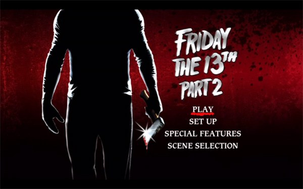 Recap #68: friday the 13th (uncut deluxe edition).