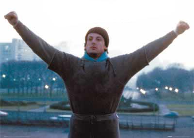 Rocky wins!