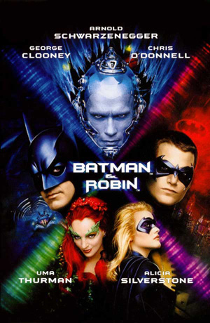 Batman and Robin Poster