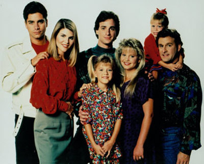 The Full House Cast