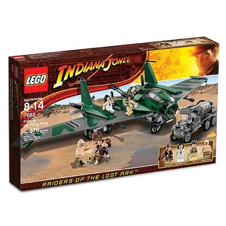 LEGO 7683 Indiana Jones