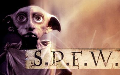 Dobby the House Elf S.P.E.@