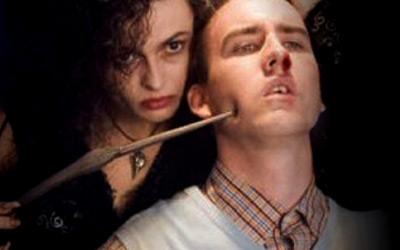 Neville Longbottom and Belatrix
