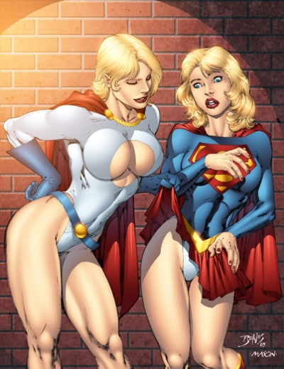 Supergirl's Panties