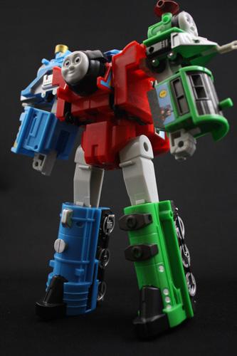 Tomas-the-Transformer