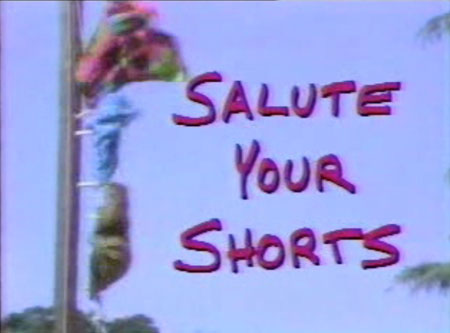 Saulte Your Shorts