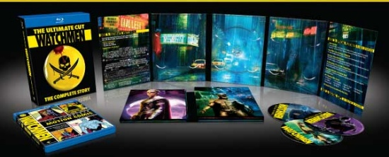 The Watchmen Ultimate Edition