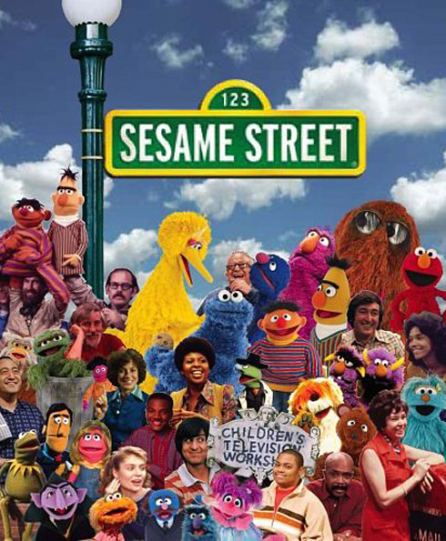 Sesame Street Forty Years of Life on the Street