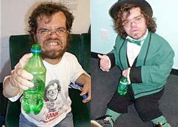 Hank the Angry Drunken Dwarf