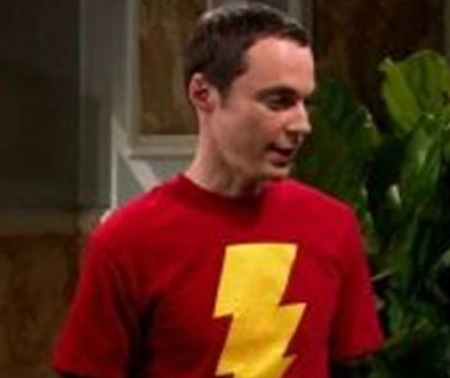His show, The Big Bang Theory