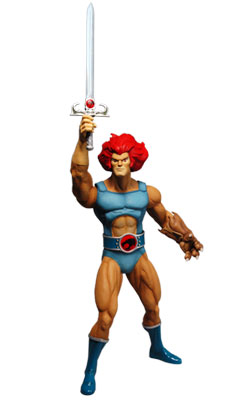 Thunder  Toys on Straight From The Thundercats    Lair On Third Earth  It   S   Lion O
