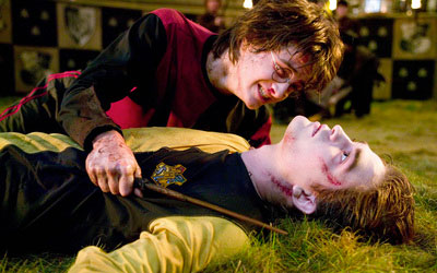 Cedric Diggory from Harry Potter