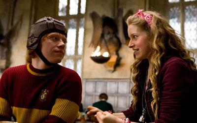 Lavendar Brown from Harry Potter