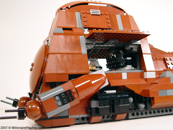 LEGO Star Wars: Trade Federation MTT, (7662)