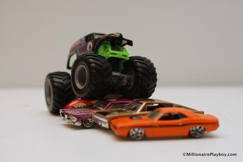 Nissan Official Site >> Hot Wheels' Monster Jam
